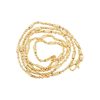 Gold filled arany nyaklánc, GP0573