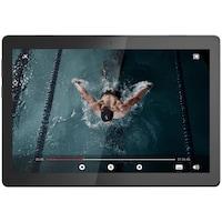 "Lenovo Tab M10 HD (TB-X505F) LTE tablet, 10.1"" HD IPS, Snapdragon 429 Quad-Core 2 GHz-es processzorral, 2GB RAM, 16GB eMCP, Wi-Fi + 4G/LTE, Android 9.0, Fekete"