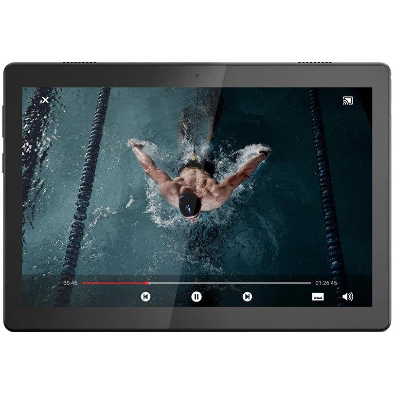 "Fotografie Tableta Lenovo Tab M10 TB-X505L, 10.1"", Quad-Core 2 GHz, 2GB RAM, 16GB, 4G, Slate Black"