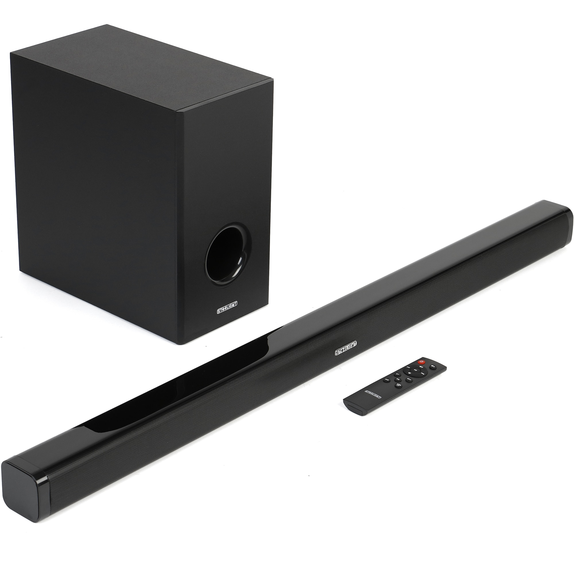 Fotografie Soundbar Star-Light SB105, 160W, 2.1, USB, Bluetooth, Soundbar, Negru