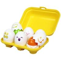 Къде са яйцата TOMY Toomies E1581, многоцветни