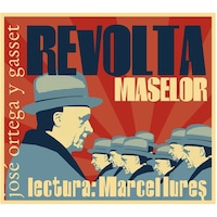 Revolta maselor - Audiobook, 3 CD - Marcel Iures