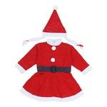 Момиче За Коледни Костюми Flippy®, 1-3 Години, 3 Броя, Polar