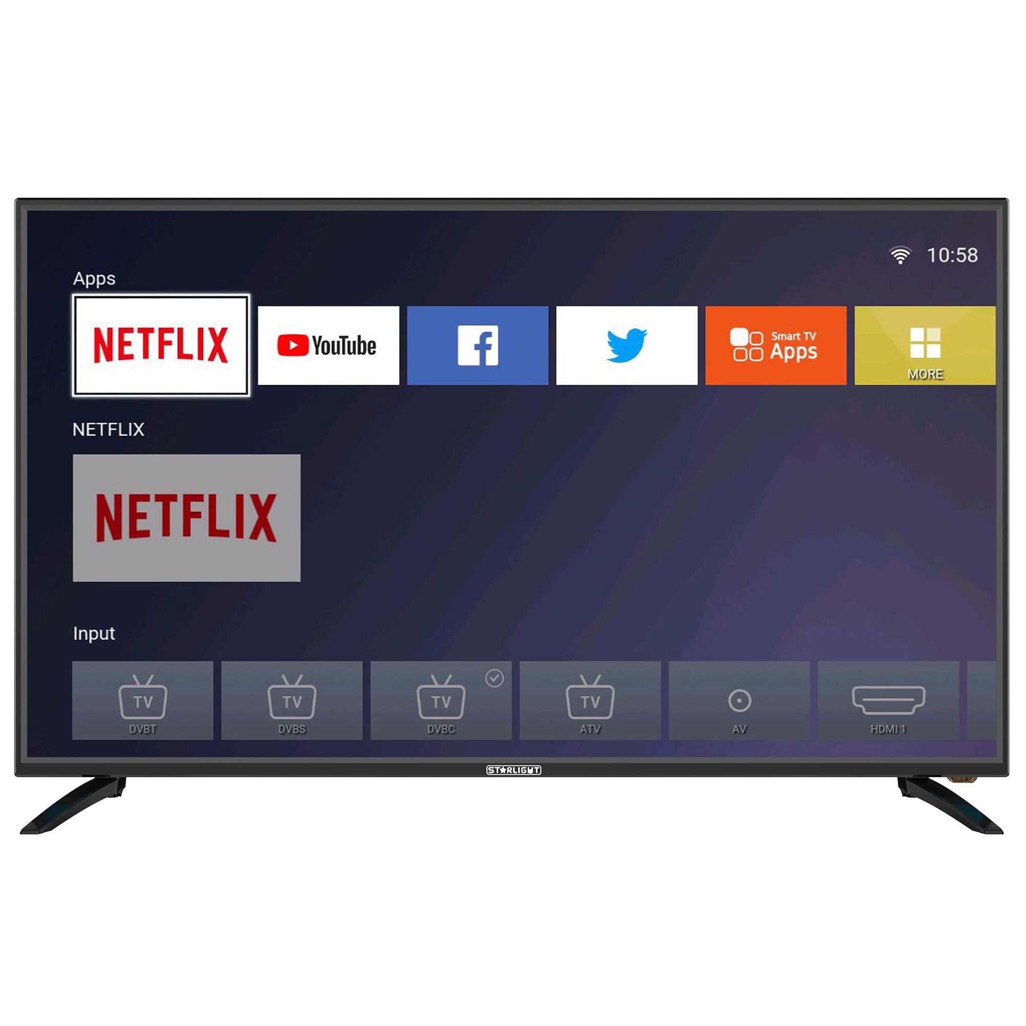 Fotografie Televizor LED Smart Star-Light, 109 cm, 43DM6600, Full HD