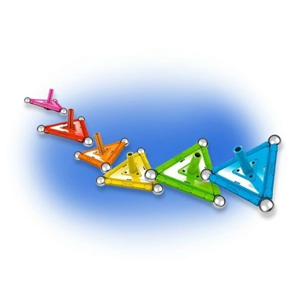 Geomag Spin 10 db-os mágneses pörgettyű. SYFURn