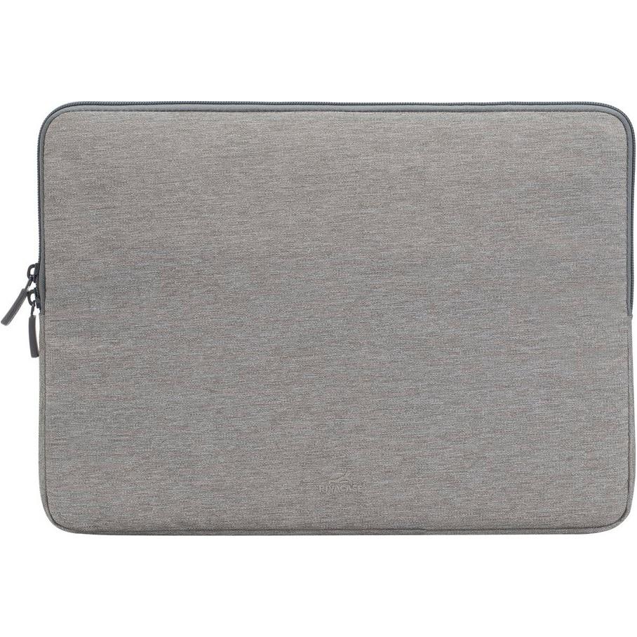 """Fotografie Husa pentru laptop RIVACASE 7703, 13.3"""", gri"""