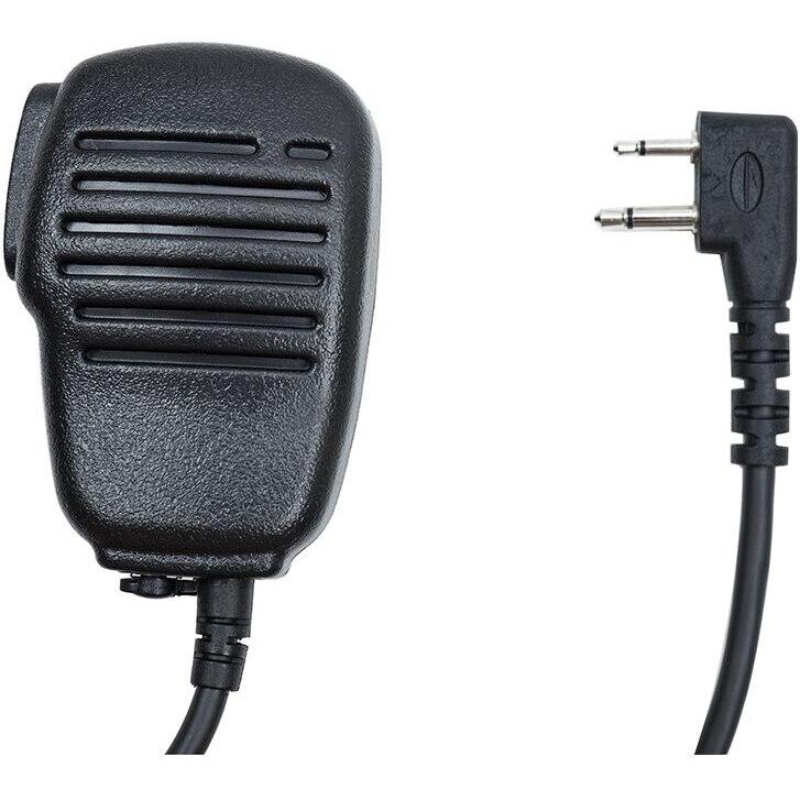 Fotografie Microfon Albrecht SM 500 cu 2 pini pentru statii portabile, difuzor incorporat