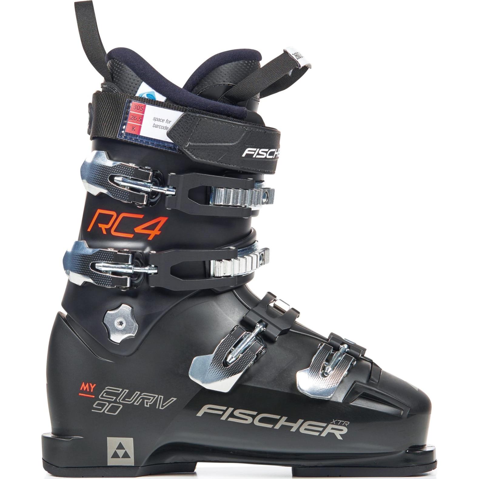 Fotografie Clapari ski Fischer MY Curv XTR 90, Negru, 27.5