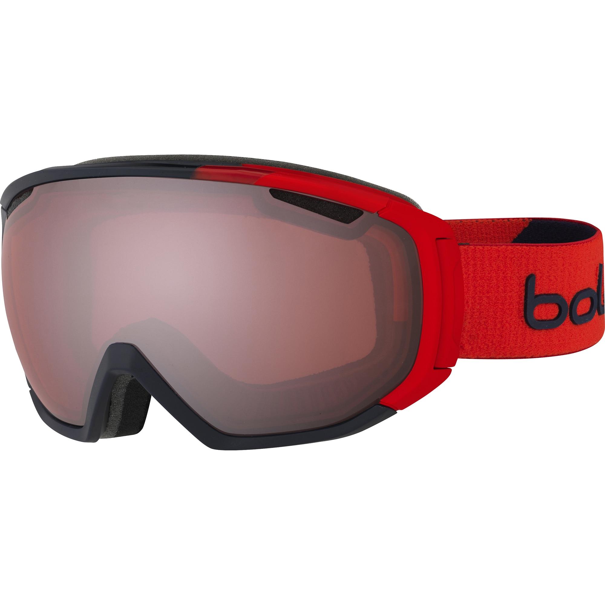 Fotografie Ochelari ski Bolle TSAR, Red Vermillon