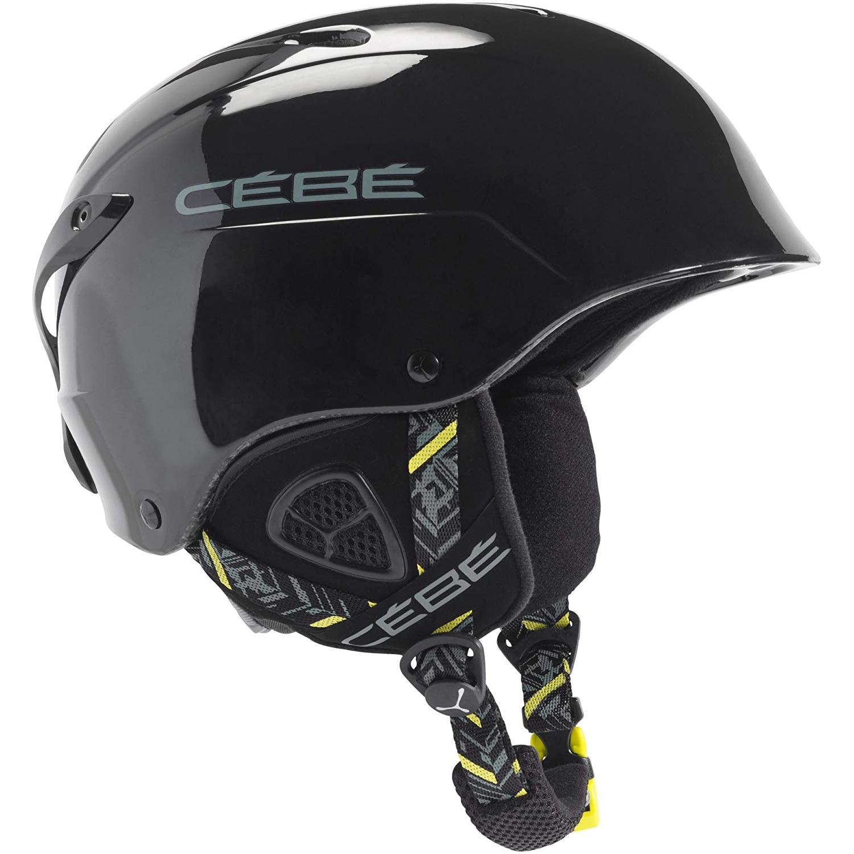 Fotografie Casca ski Cebe ConTest, Negru, 55-58 cm