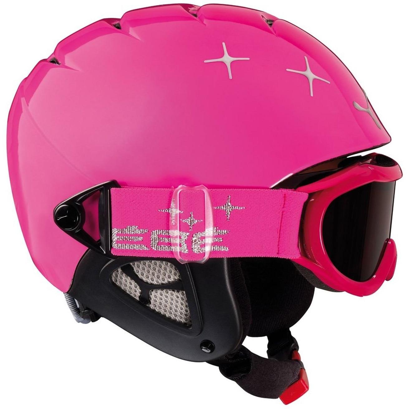 Fotografie Casca ski Cebe Twinny, Pink/Star 50-52cm