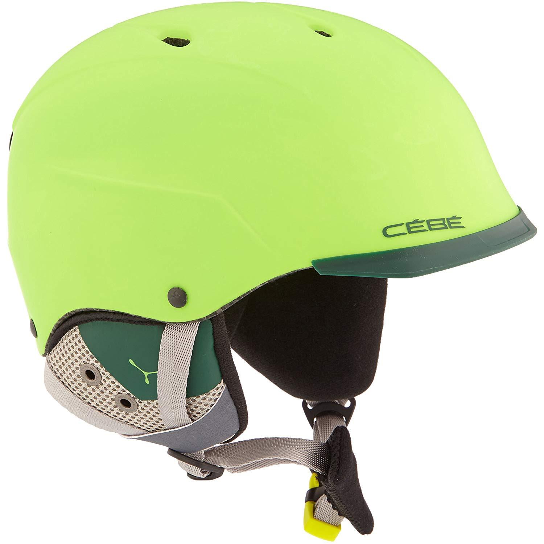 Fotografie Casca ski Cebe ConTest Lime/Green 52-55cm
