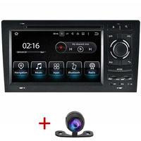 Специализирана мултимедия Hesperus, за Audi A8, с GPS, DVD, Wi-Fi, Android 8.1