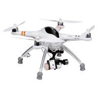 Walkera QR X350 PRO GPS Quadcopter - RTF4 v2.0 - DEVO F7 + G-2D + iLook Full HD kamera