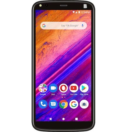 Смартфон BLU G5 Plus, Dual Sim, 32GB, 2GB RAM, 4G, Black
