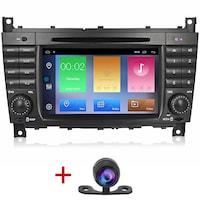 Специализирана мултимедия Hesperus, за Mercedes CLC, W203, W209, W467, с GPS, DVD, Wi-Fi, Android 10