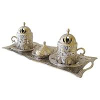 set cafea turcesc