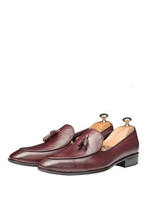 Мъжки Обувки Oxford 263522, Бордо, Размер 45