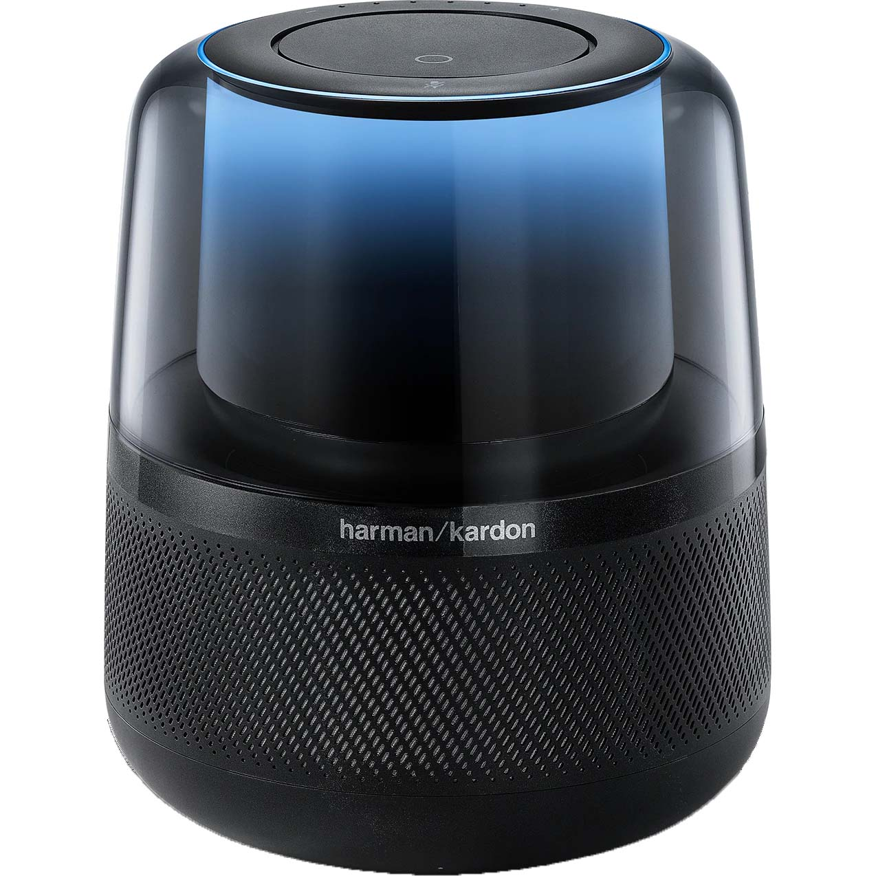 Fotografie Boxa Harman Kardon Allure, Voice-Activated Speaker, 4 Mics, Amazon Alexa, 360 Sound & Light