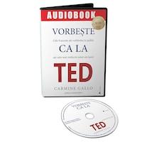 Vorbeste ca la TED- Cele 9 secrete ale vorbitului in public ale celor mai stralucite minti ale lumii - Audiobook