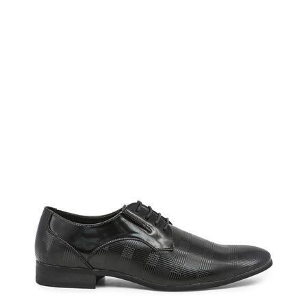 Pantofi barbati Duca di Morrone model CLARK, culoare Negru, marime 41 EU