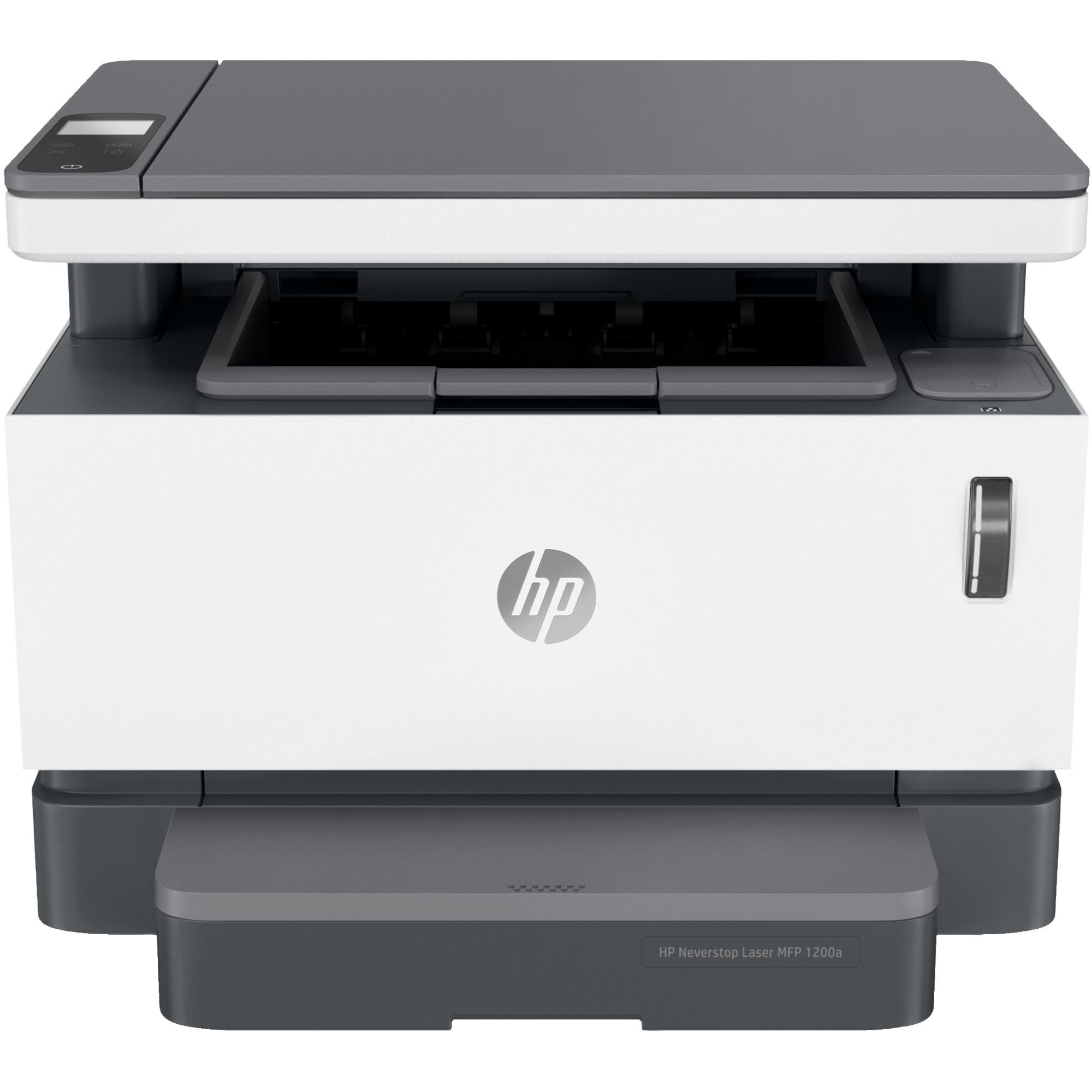 Fotografie Multifunctional laser monocrom HP Neverstop 1200a, A4
