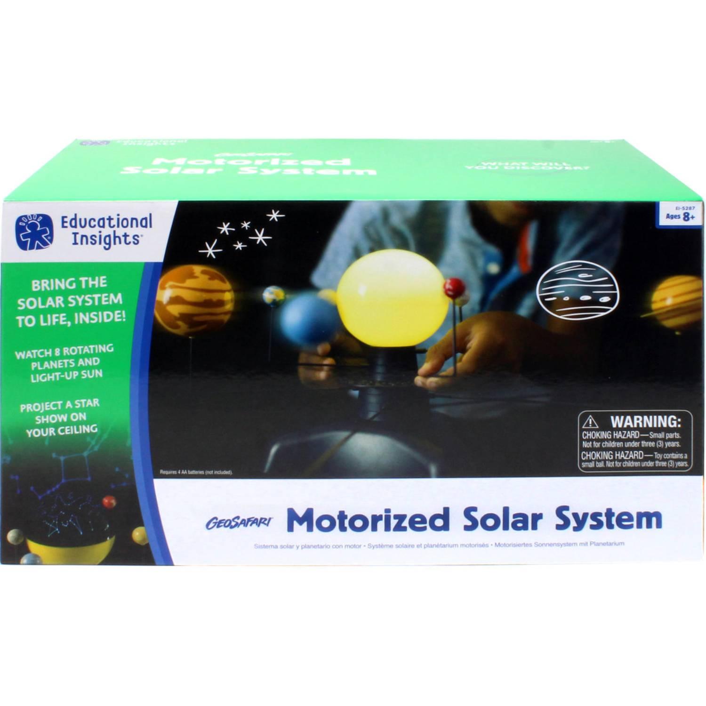 Fotografie Sistem solar motorizat Educational Insights