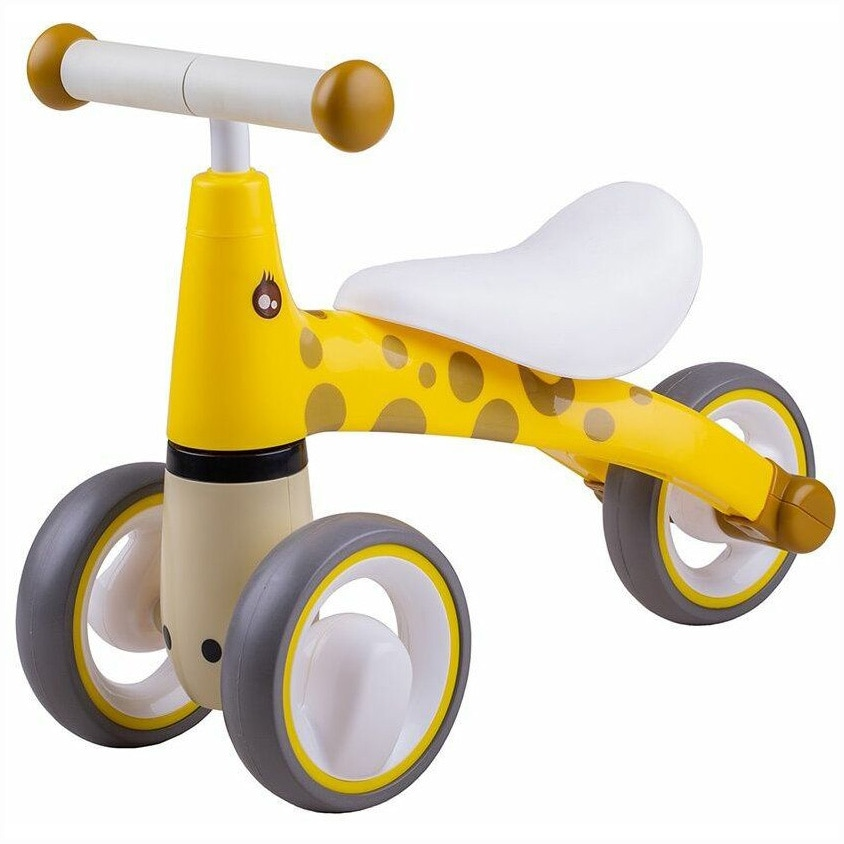 Fotografie Tricicleta Didicar fara pedale, Girafa