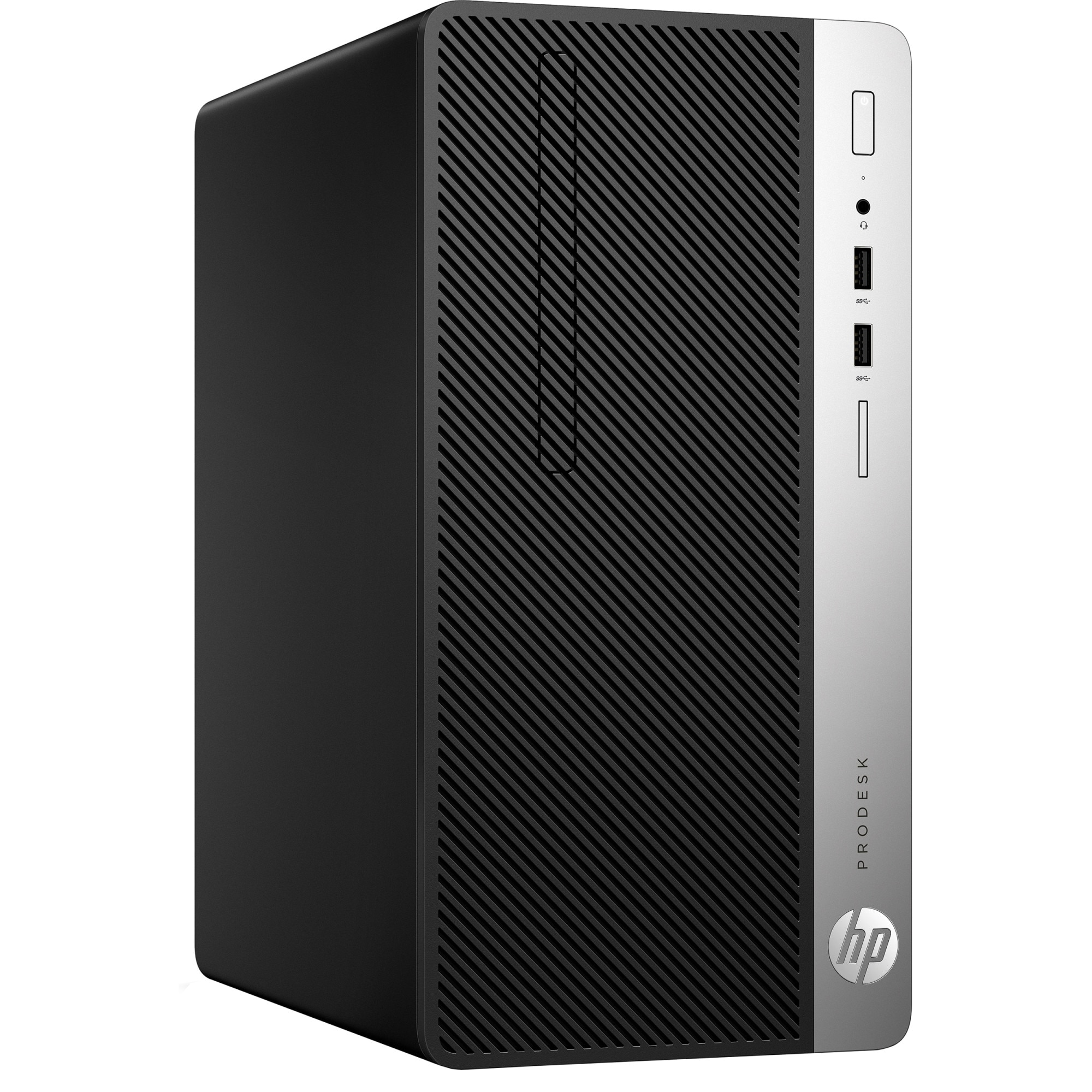Fotografie Sistem Desktop PC HP ProDesk 400 G6 cu procesor Intel® Core™ i7-8700 pana la 4.60 GHz, Coffee Lake, 16GB, 512GB SSD, Intel® UHD Graphics 630, Microsoft Windows 10 Pro