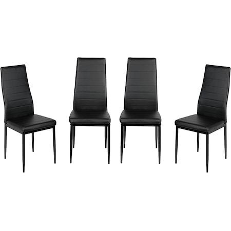 4 стола
