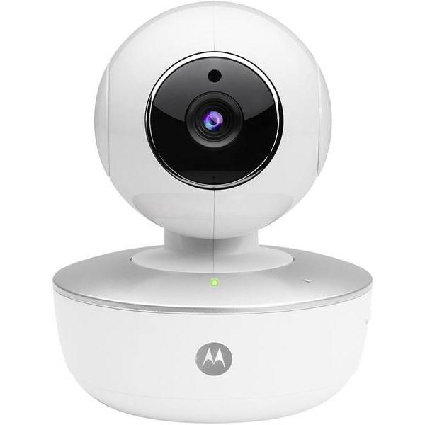 Fotografie Video monitor Motorola Focus88 Connect, cu Wi-Fi si rotire 300 grade
