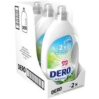 Dero Ozon+ Mosószer, automata mosógéphez, Hegyi harmat, 3x3L, 180 mosás
