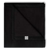 Takaró, Jollein 514-511-00021, fekete, 75 x 100 cm
