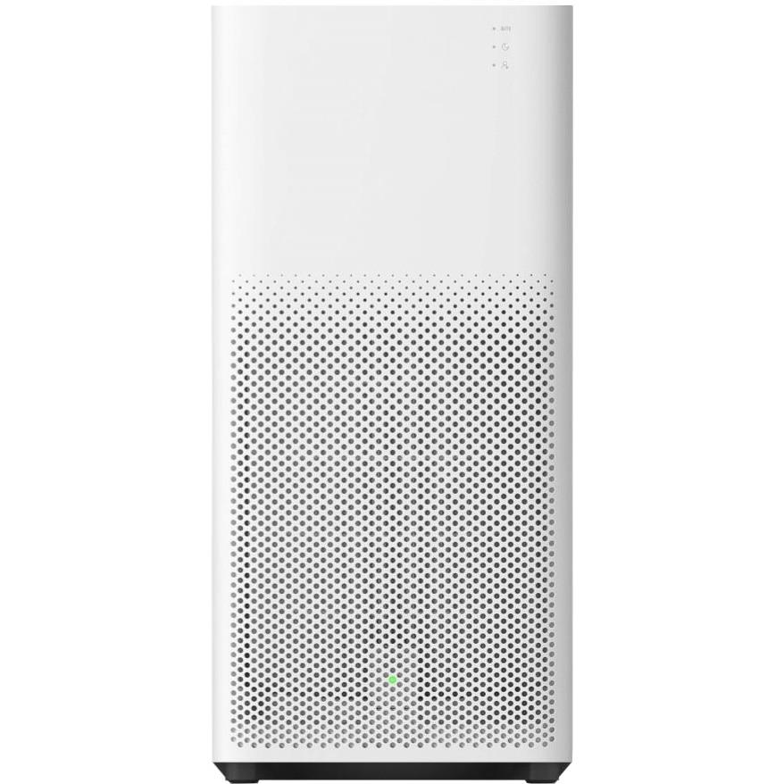 Fotografie Purificator de aer Xiaomi Mi Air Purifier 2H, Smart Wi-Fi, CADR 260m3/h, indicator calitate aer, senzor PM2.5, Alb