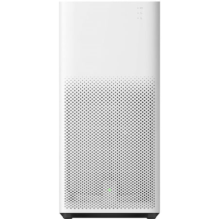 Purificator de aer Xiaomi Mi Air Purifier 2H, Smart Wi-Fi, CADR 260m3/h, indicator calitate aer, senzor PM2.5, Alb