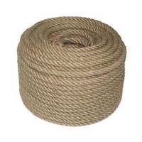Конопено въже PREMIUMFIX, Диаметър 8 мм, Дължина 50 м