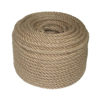 Конопено въже PREMIUMFIX, Диаметър 6 мм, Дължина 50 м