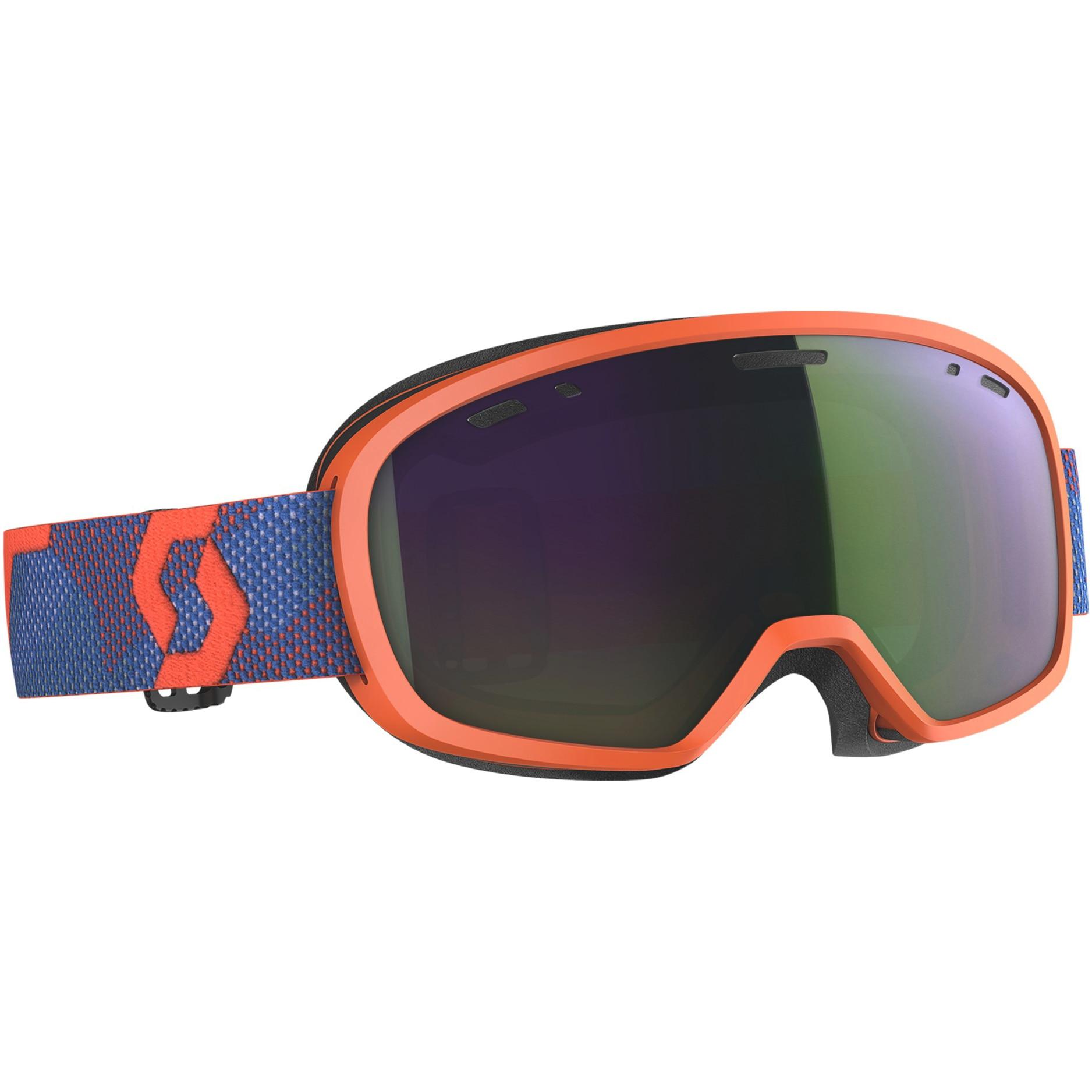 Fotografie Ochelari Ski Scott Muse Pro 2, Blue/Green Chrome