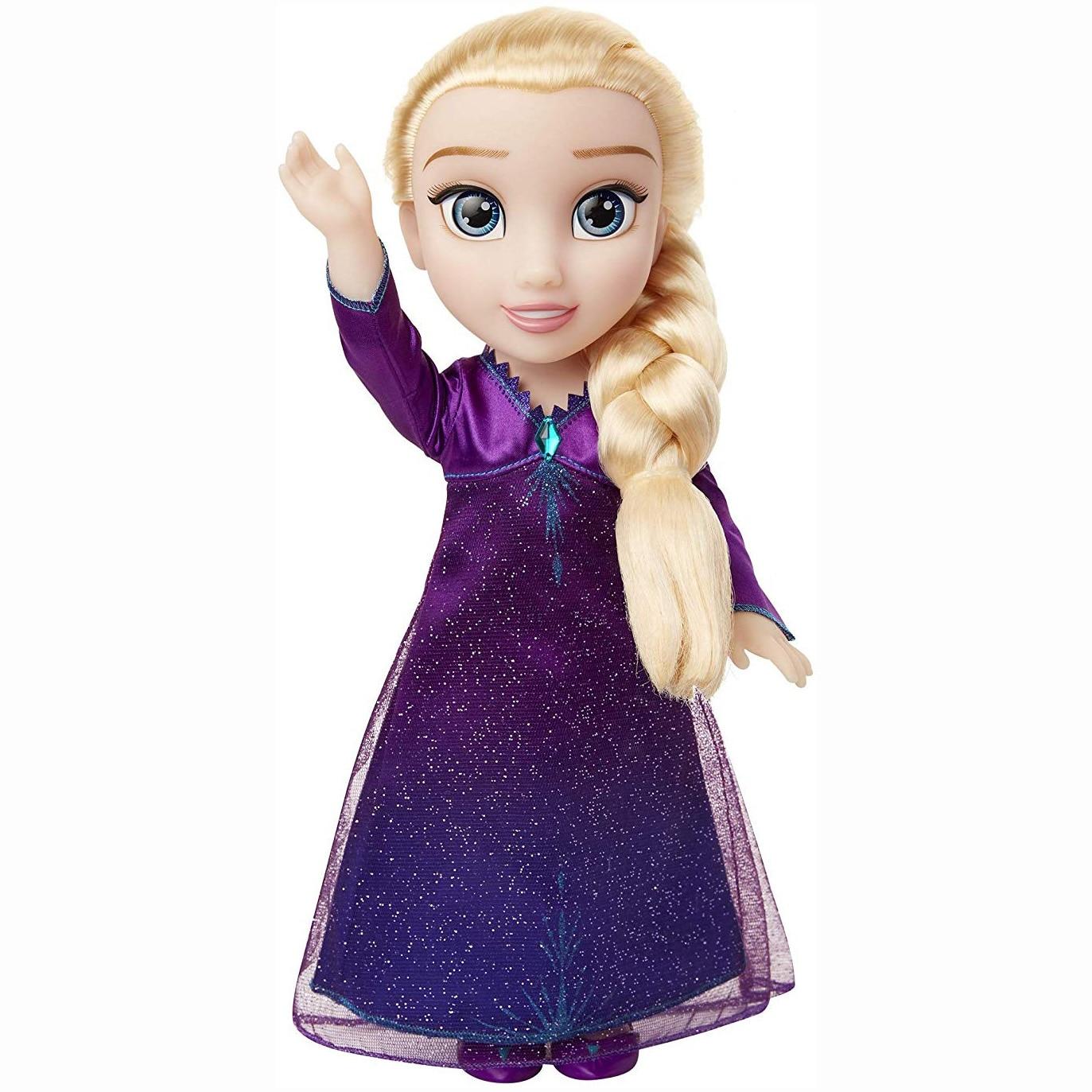 Fotografie Papusa Disney Frozen II - Elsa, cu functii