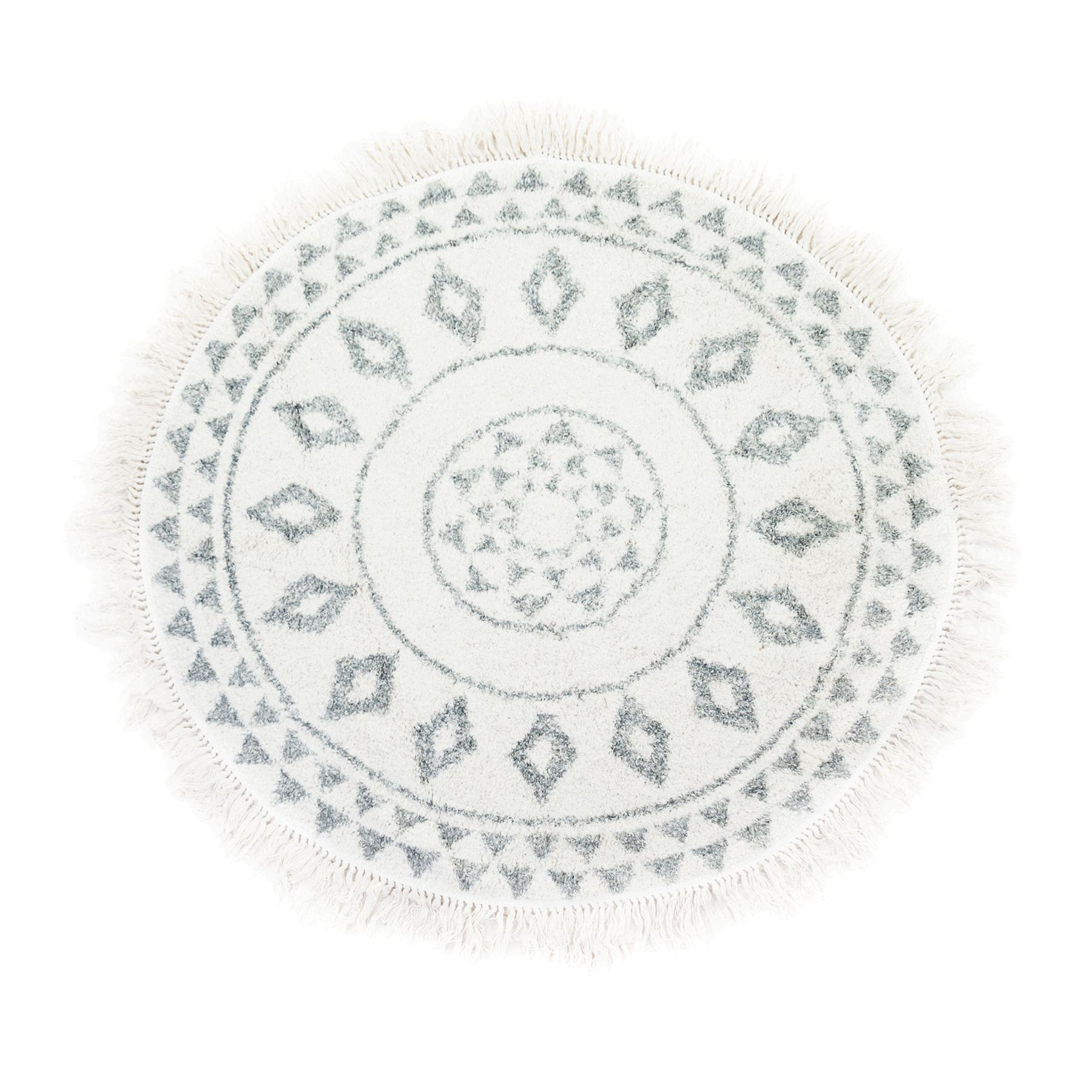 Műszőrme szőnyeg 90x60 cm, fehér, Alpilles Butopea eMAG.hu
