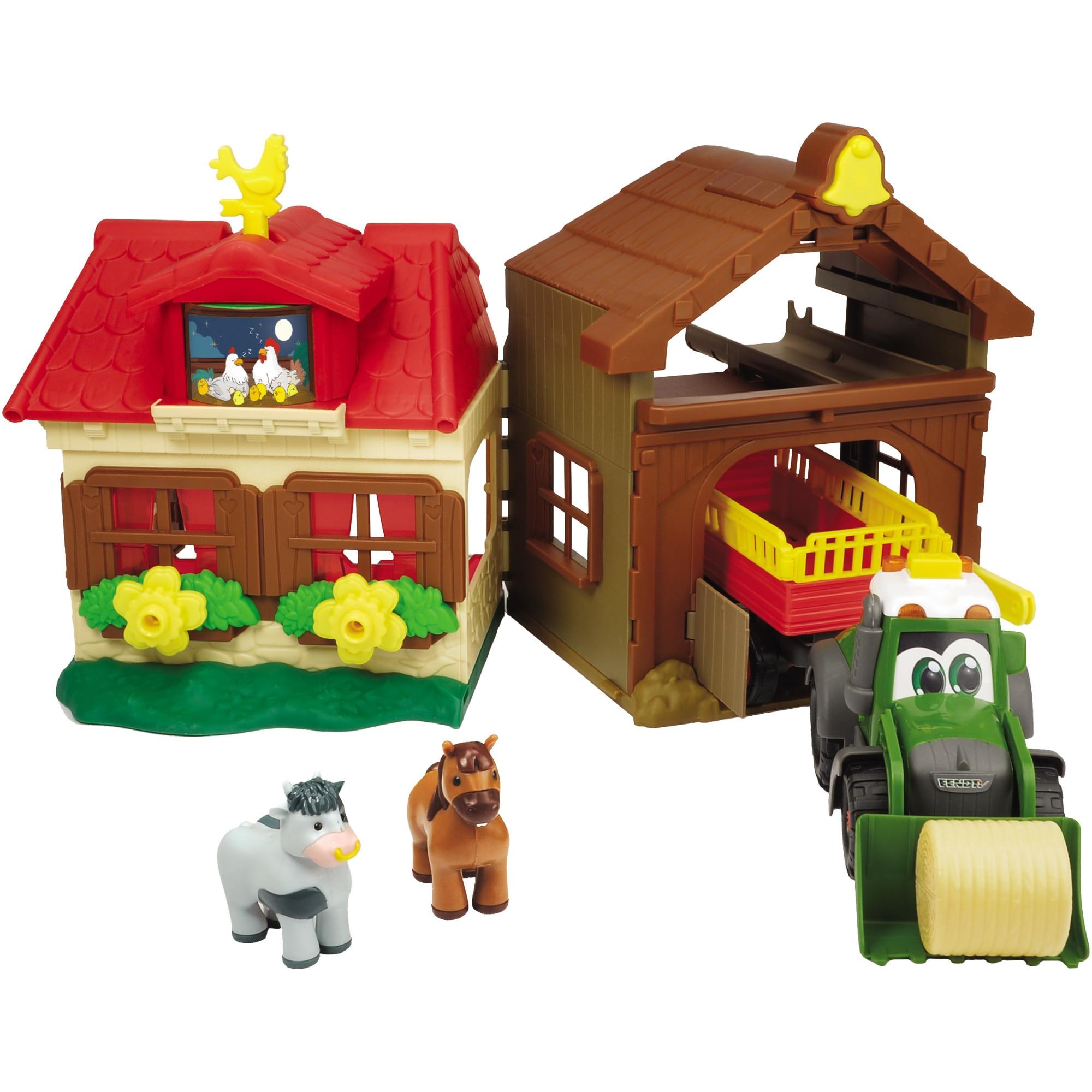 Fotografie Set de joaca Dickie Toys - Ferma vesela
