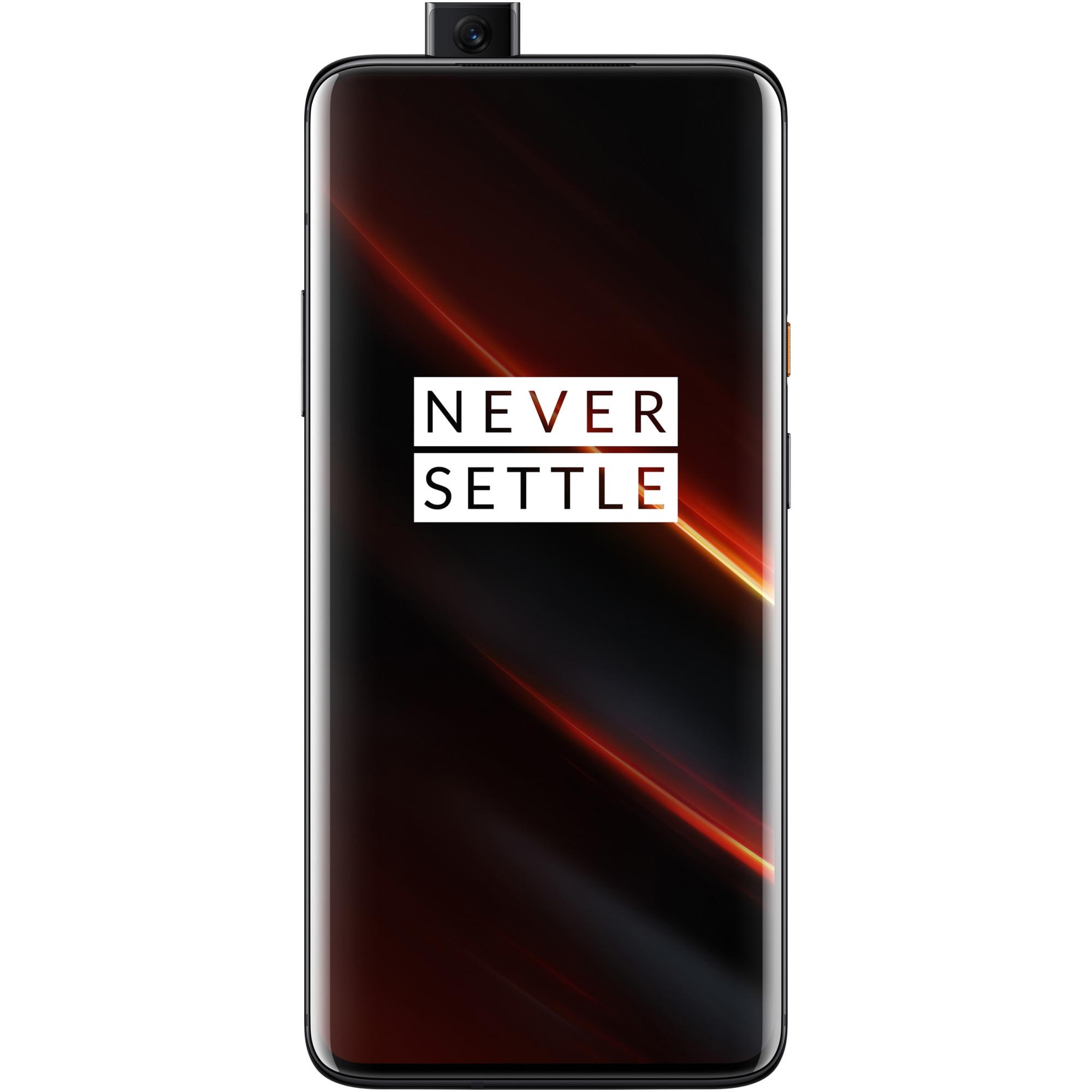 Fotografie Telefon mobil OnePlus 7T Pro McLaren Edition, Dual SIM, 256GB, 12GB RAM, Papaya Orange
