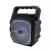 Boxa portabila bluetooth KTS-1118A , radio, mp3 + microfon , 5w