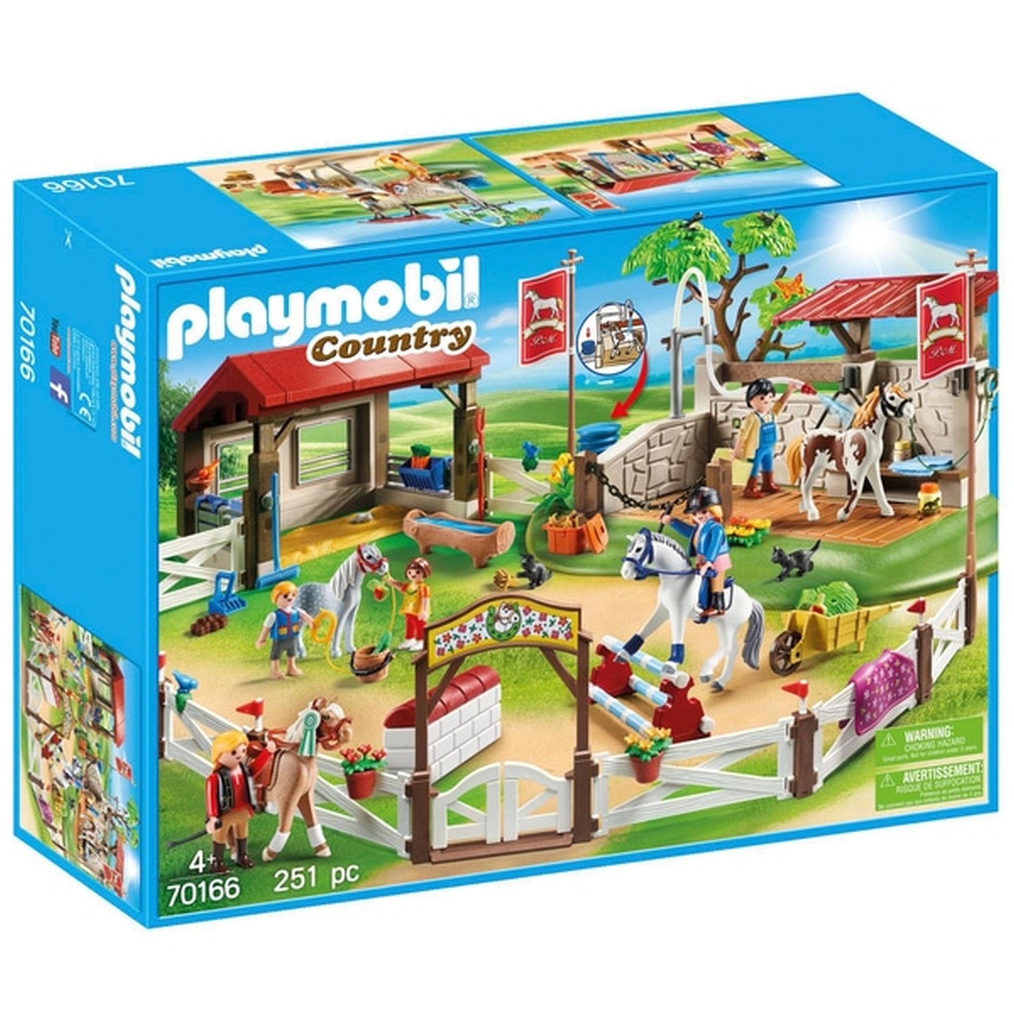 Fotografie Playmobil Country - Ferma Poneilor