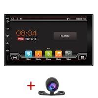 Универсална мултимедия Hesperus, двоен дин за кола, 8 Cores, GPS, Wi-Fi, Android 10