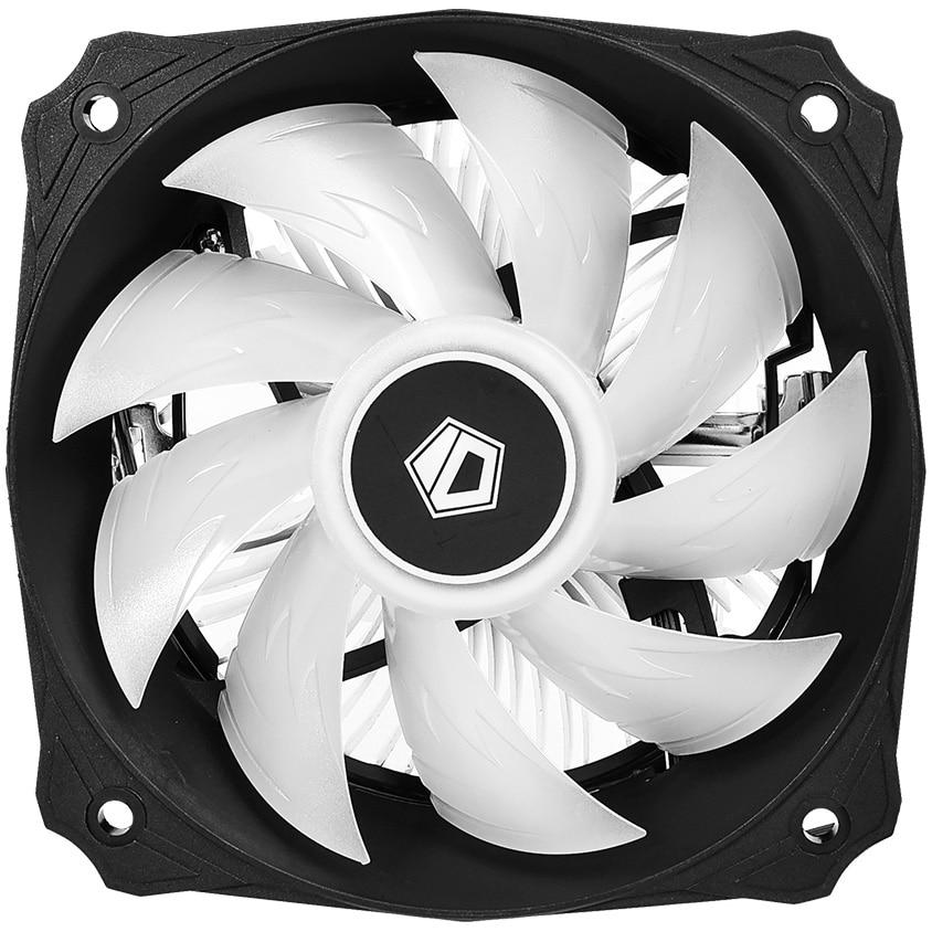 Fotografie Cooler CPU ID-Cooling DK-03 PWM RGB, compatibil AMD/Intel