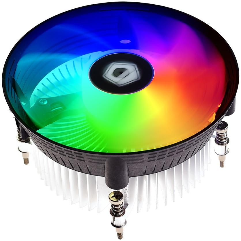 Fotografie Cooler procesor ID-Cooling DK-03i RGB PWM, compatibil AMD/Intel