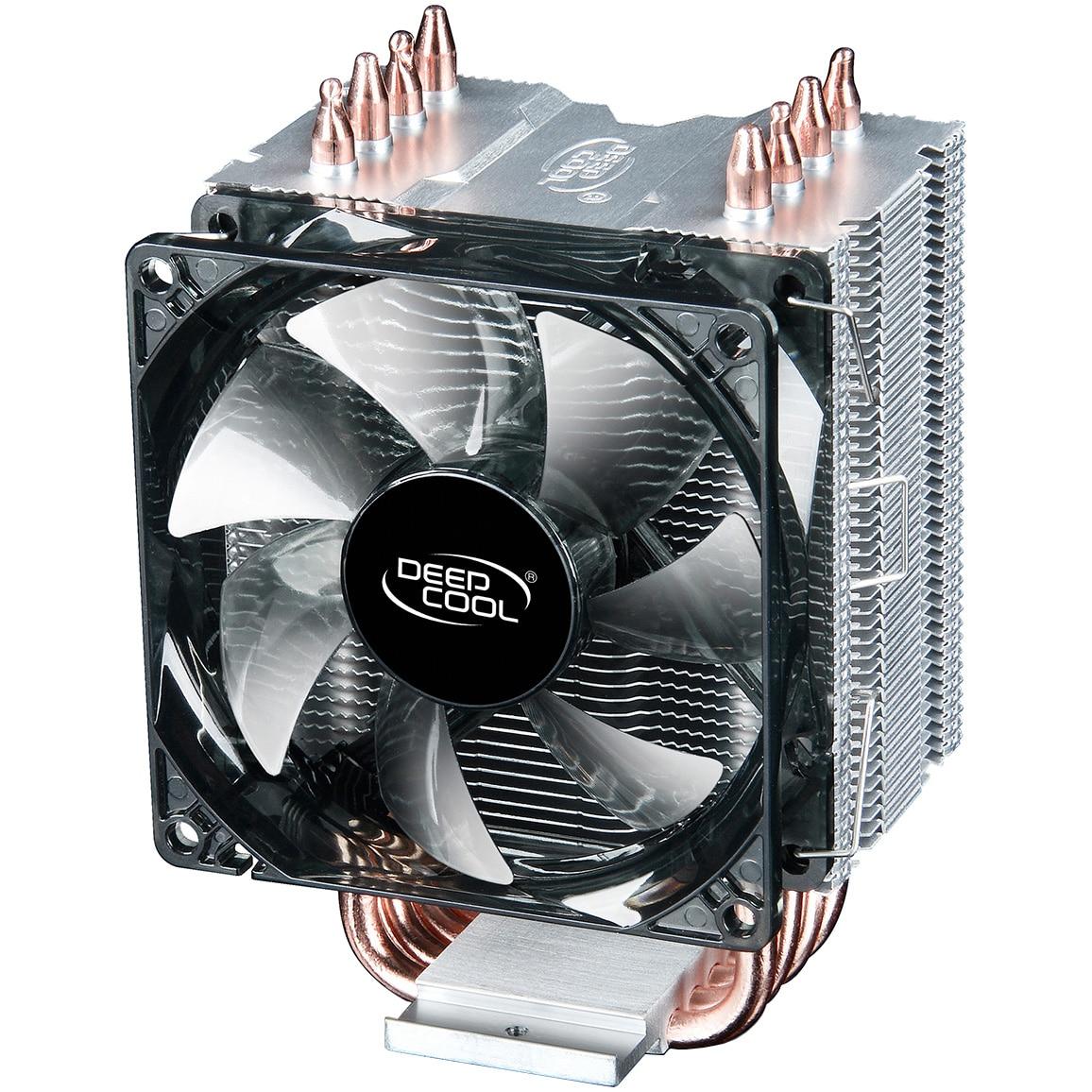 Fotografie Cooler procesor Deepcool Gammaxx C40, compatibil AMD/Intel