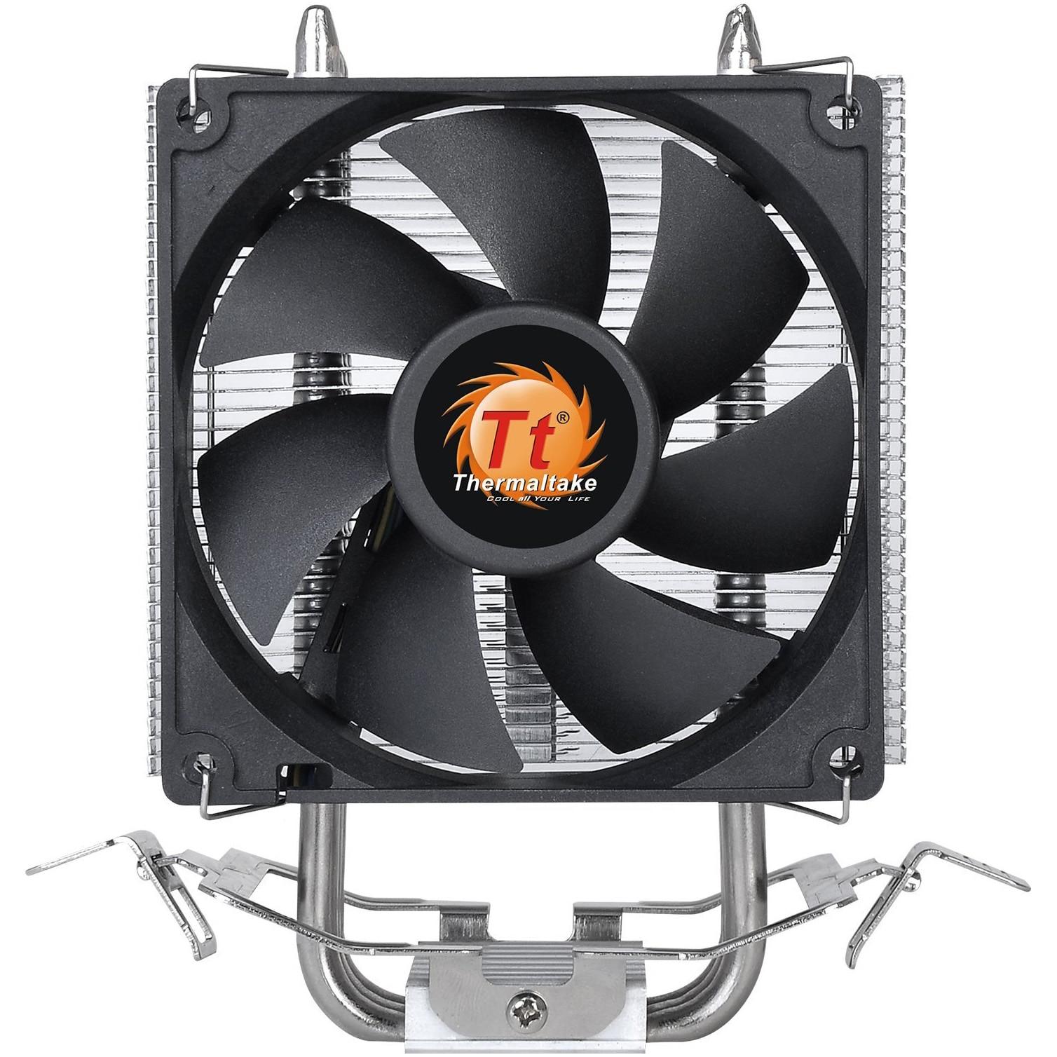 Fotografie Cooler procesor Thermaltake Contac 9, compatibil AMD/Intel