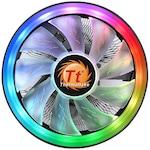 Охладител за процесор Thermaltake UX100, ARGB светлина, Съвместим с AMD/Intel